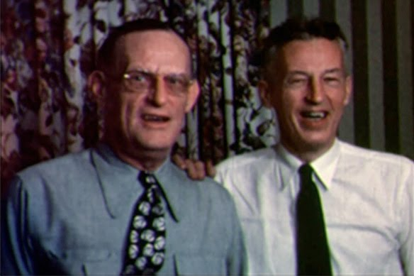 Bill Wilson and Dr Bob Smith